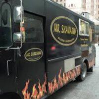 Mr. Shawarma Food Truck Burrard