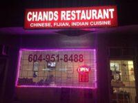 Chands Restaurant