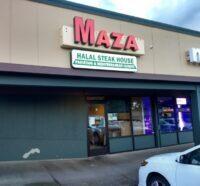 Maza Grill