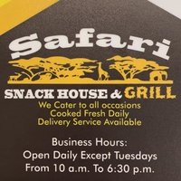 Safari Snack House