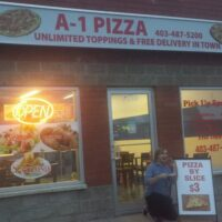 A1 Pizza Redcliff