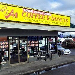 A1 Coffee Donair