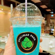 Shalimar Paan Ice Cream Bar