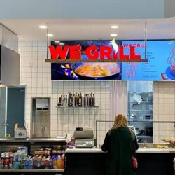 We Grill - Waterfront Centre Food Court